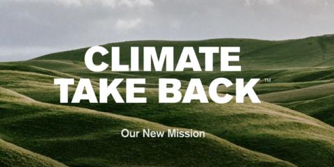 Climate Take Back: Misión sostenible de Interface