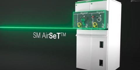 Aparamenta sostenible SM AirSeT SF6-free de Schneider Electric