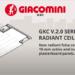 Techo radiante Giacomini GKC V.2.0