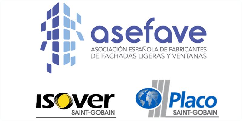 Saint-Gobain Isover y Placo son los nuevos asociados de Asefave.