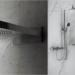 Soluciones para ducha de la línea de grifería de Genebre de aplicación residencial y comercial