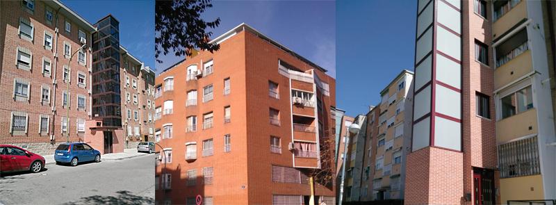 edificios madrid