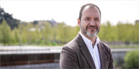 Mariano Fuentes, delegado de Desarrollo Urbano del Ayuntamiento de Madrid