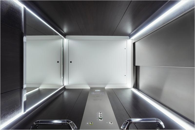 interior cabina