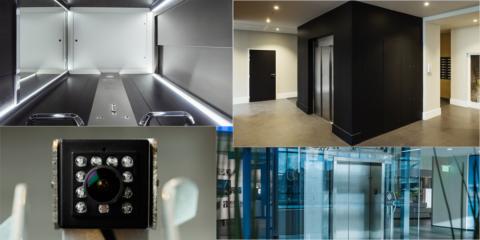 Nueva generación de ascensores digitales Gen360 y Otis Gen3 más eficientes, seguros e inteligentes