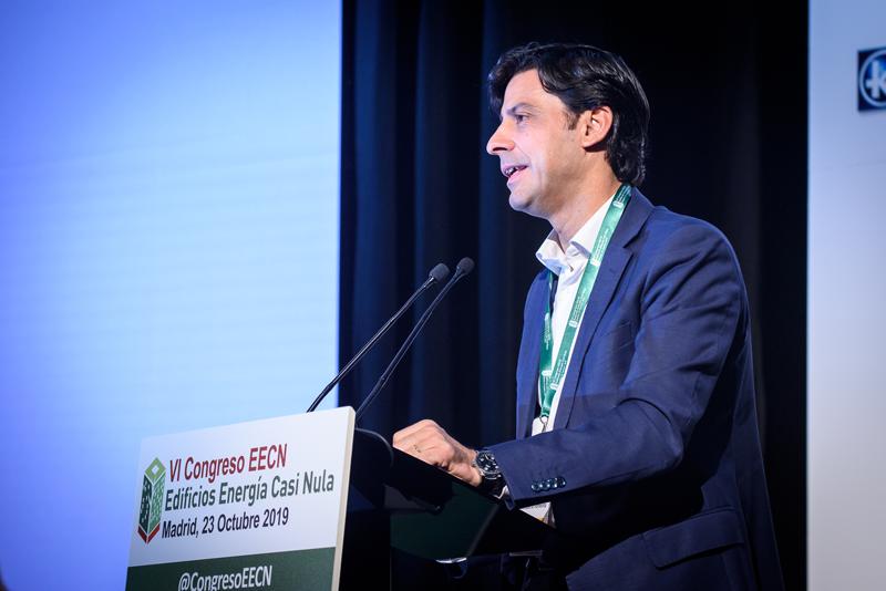 Francisco Javier Martín Ramiro en el VI Congreso Edificios Energía Casi Nula