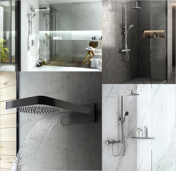 soluciones para ducha Genebre