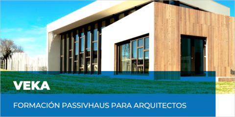Veka organiza el segundo seminario online del estándar Passivhaus y edificios de consumo casi nulo