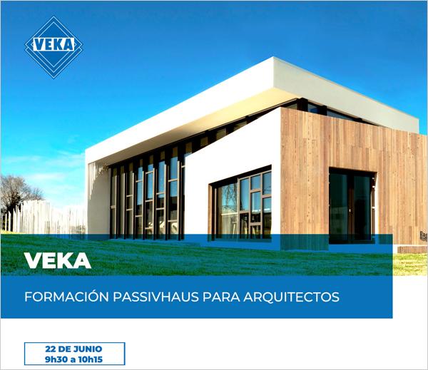 seminario sobre Passivhaus de veka