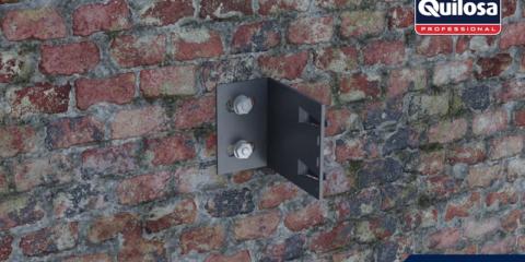 Sistema Fix Paneles, fijación oculta química para fachadas ventiladas