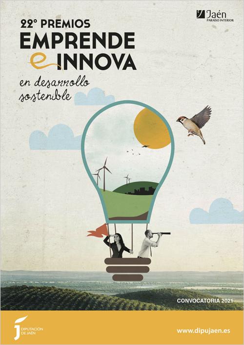 "Premio ""EMPRENDE E INNOVA en desarrollo sostenible""."