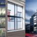 Edificio Belk Nine en Bruselas, el primero en contar con el vidrio aislante térmico y acústico Fineo Hybrid de AGC