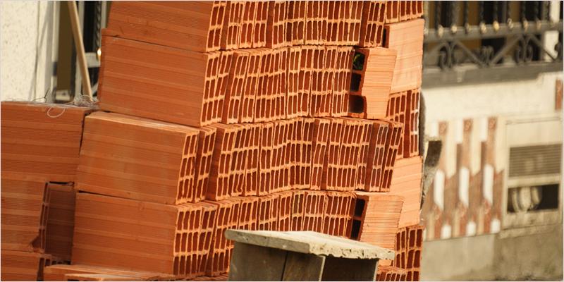 ladrillos construcción