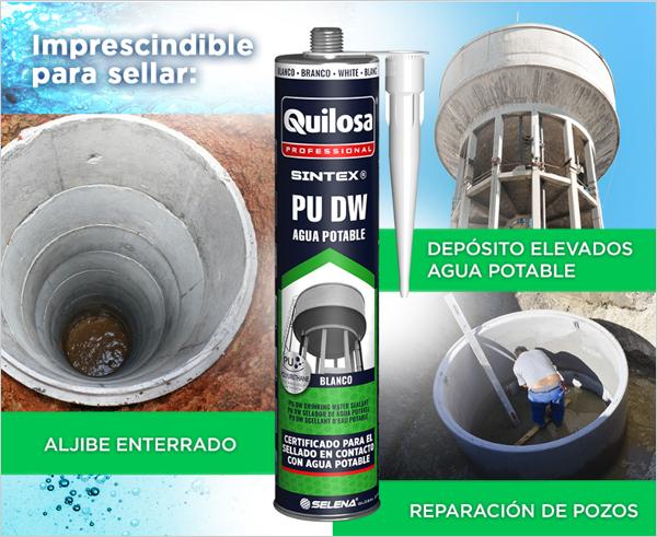 Sintex PU DW Agua Potable.