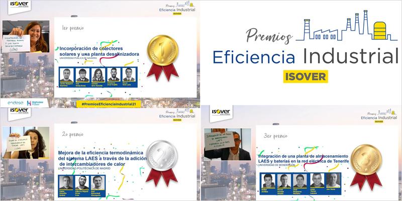 premios eficiencia industrial 2021 ganadores