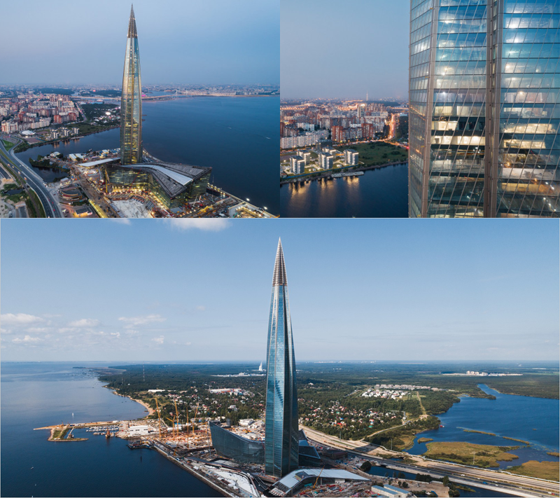 edificio en San Petersburgo