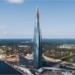 Soluciones de vidrio sostenibles e innovadoras de AGC en el Centro Lakhta en San Petersburgo