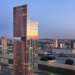 Eficiencia energética y protección solaren el edificio Manhattan Loft Gardens con el vidrio de AGC