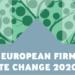 El BEI publica un estudio sobre las inversiones de empresas europeas en el cambio climático