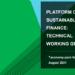 El borrador de informe sobre criterios técnicos de selección para la taxonomía se abre a comentarios