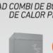 Unidad combi de bomba de calor Pkom⁴