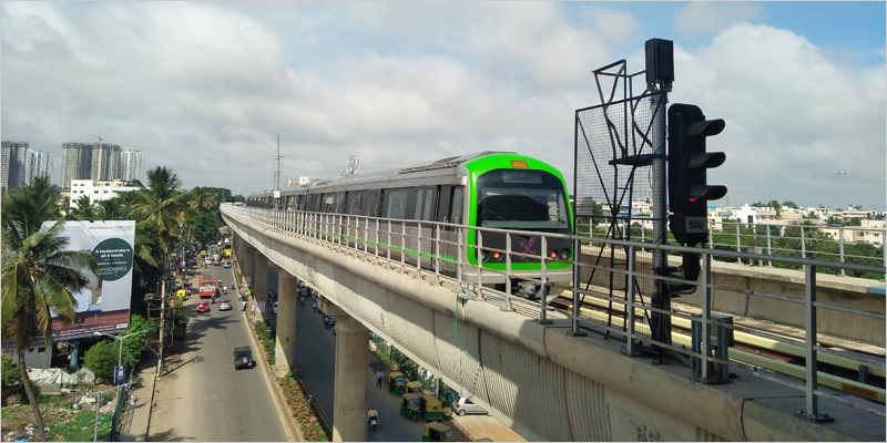 proyecto de la Bangalore Metro Rail Corporation Ltd