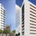 Valencia da luz verde para construir tres edificios de consumo casi nulo con 184 viviendas públicas