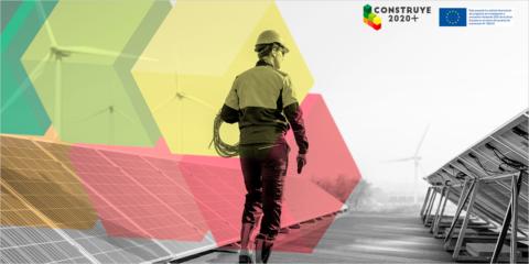 Construye 2020+ crea soluciones de formación para apoyar la industria de la construcción sostenible en España