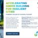 La aceleración de la construcción sostenible para ciudades resilientes, a debate en un webinar de Holcim
