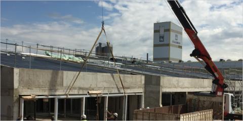 Kömmerling impulsará el papel de la ventana en la construcción industrializada en Rebuild 2021