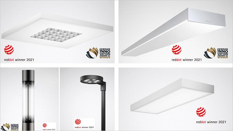 luminarias sostenibles e inteligentes de Trilux premiadas