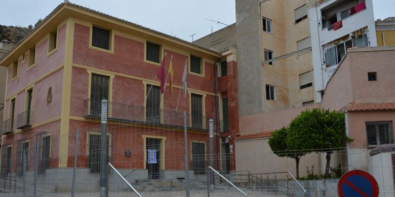 consistorio de Blanca en Murcia