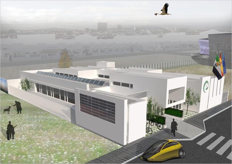 nuevo Centro de Empleo de Olivenza