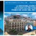 El próximo monográfico de Mapei girará en torno a la remodelación del Paseo Vara de Rey en Ibiza