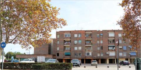 Salen a licitación las obras de rehabilitación energética de los edificios de Baladre II en Sagunto