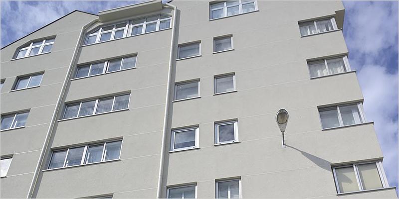 Edificio residencial en A Coruña