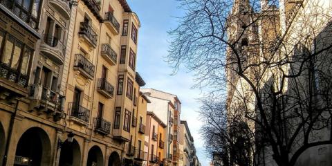 Logroño lanza un programa de ayudas de rehabilitación con una línea para eficiencia energética