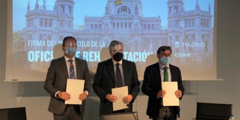 Madrid tendrá una nueva oficina de rehabilitación para centralizar los procesos en una ventanilla única