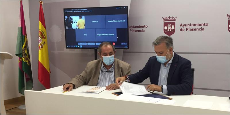 firma acuerdo Plasencia y pymecon